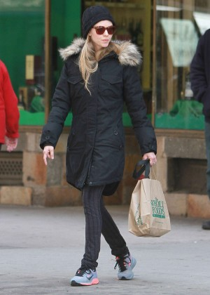 Amanda Seyfried - Out and about in NYC