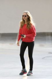 Amanda Seyfried - out in West Hollywood