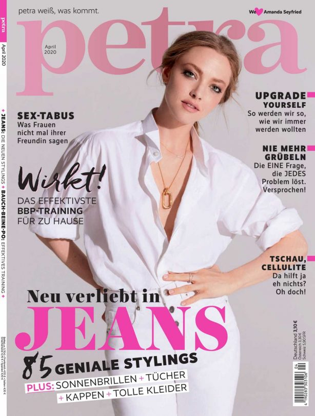 Amanda Seyfried - Petra Magazine (April 2020)