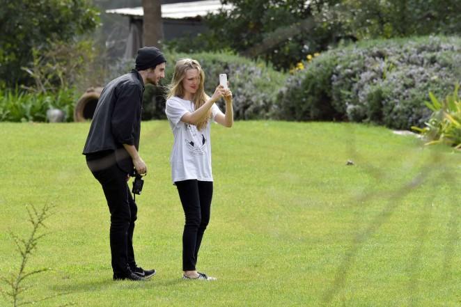 Amanda Seyfried: Photoshoot in Rome -11