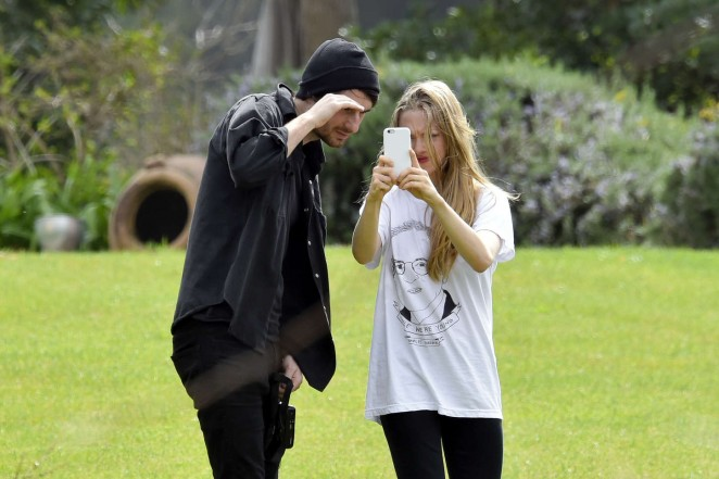 Amanda Seyfried: Photoshoot in Rome -23