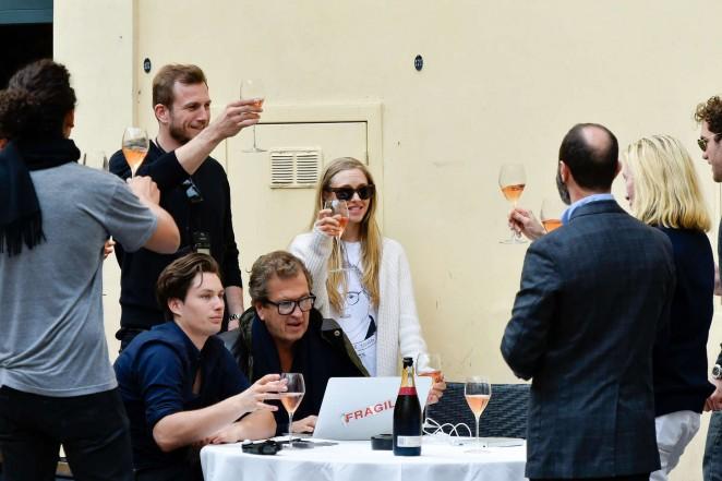 Amanda Seyfried: Photoshoot in Rome -33