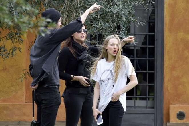 Amanda Seyfried: Photoshoot in Rome -47