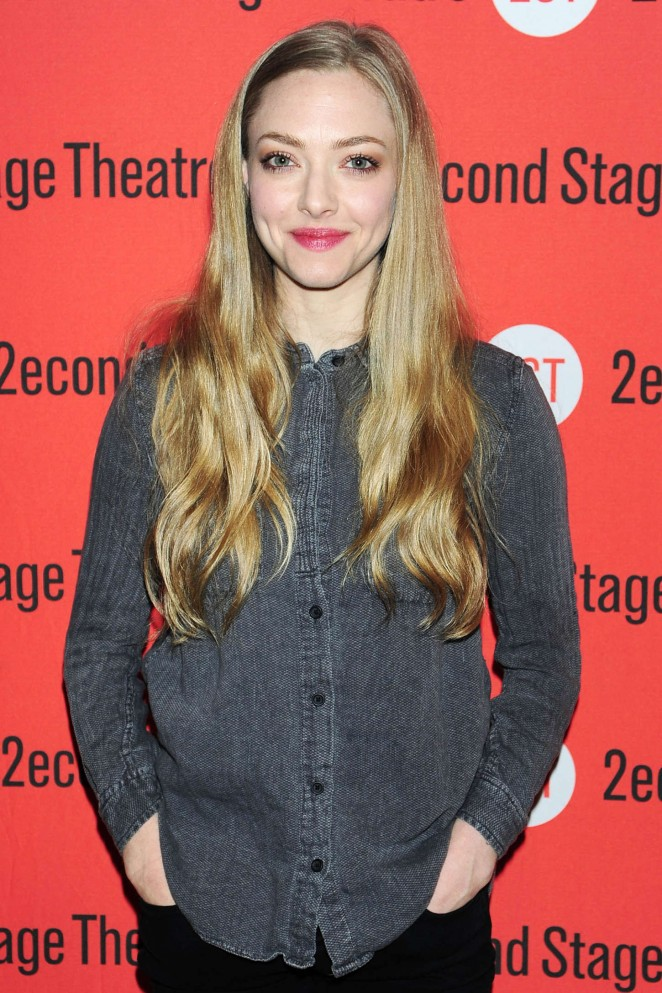 Amanda Seyfried – 'The Way We Get By' Meet and Greet in NY
