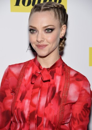 "Amanda Seyfried - ""While We're Young"" Premiere in NYC"