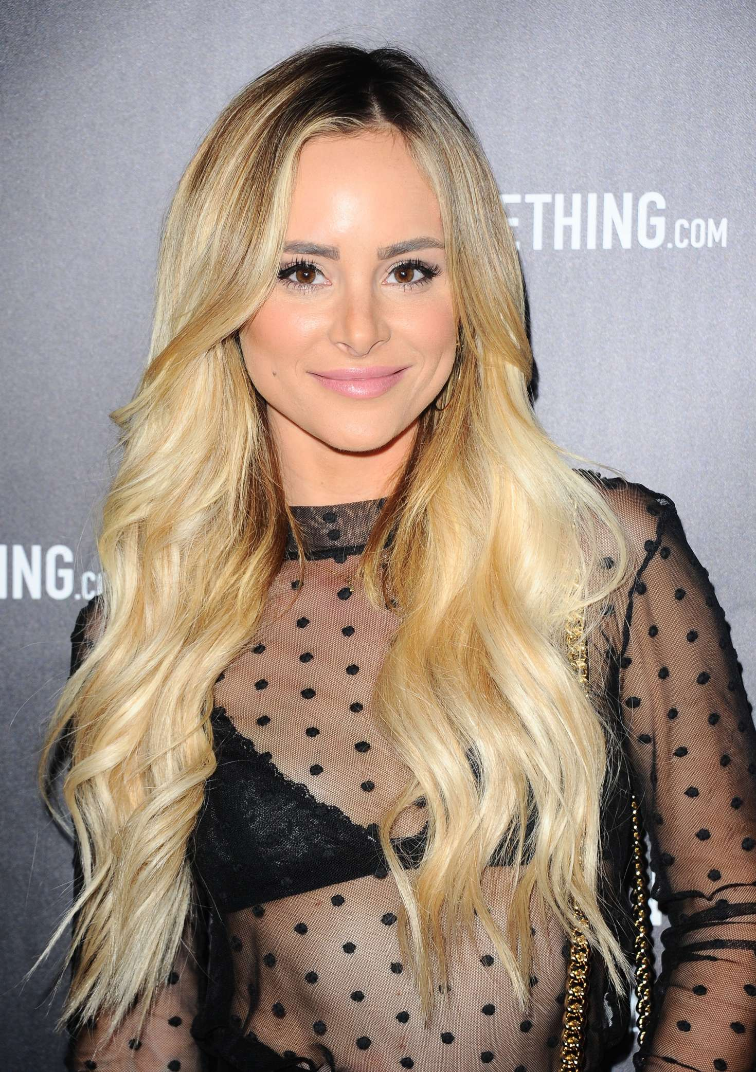 Amanda Stanton - PrettyLittleThing Launch Party in Los Angeles