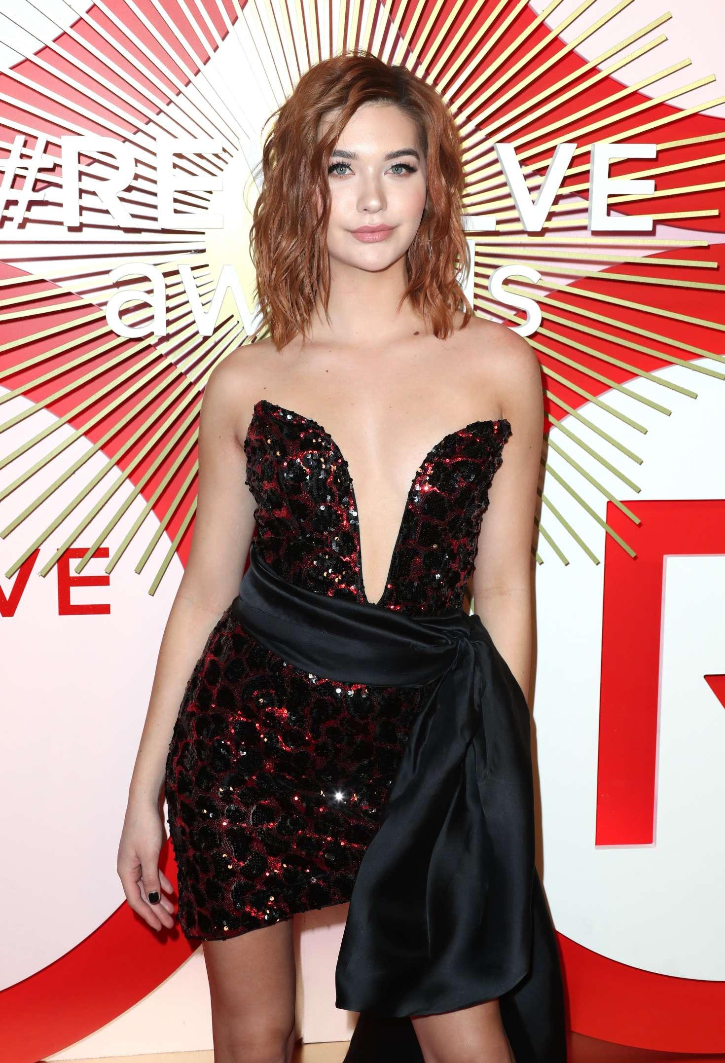 Amanda Steele – 2018 REVOLVE Awards In Las Vegas