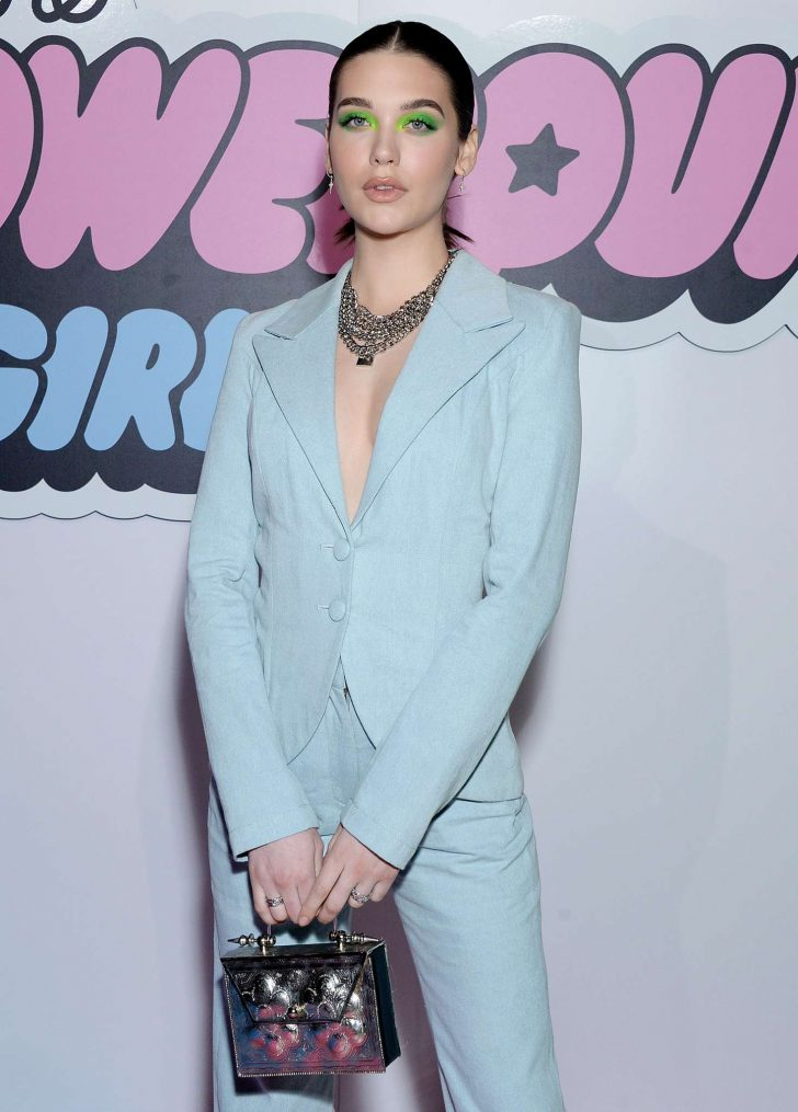Amanda Steele - Christian Cowen x The Powepuff Girls Runway Show in LA