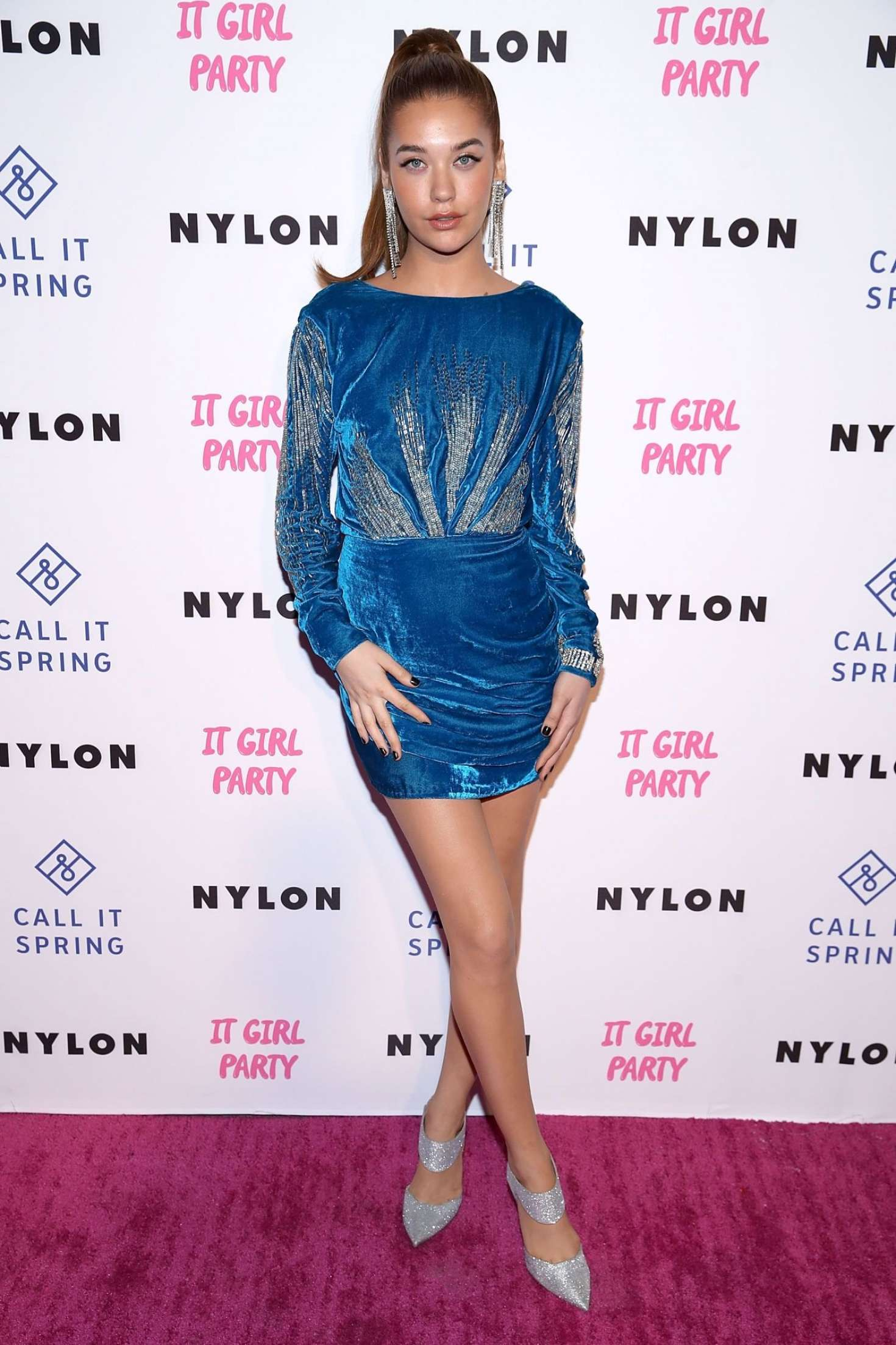 Amanda Steele – NYLON's Annual It Girl Partyin Los Angeles