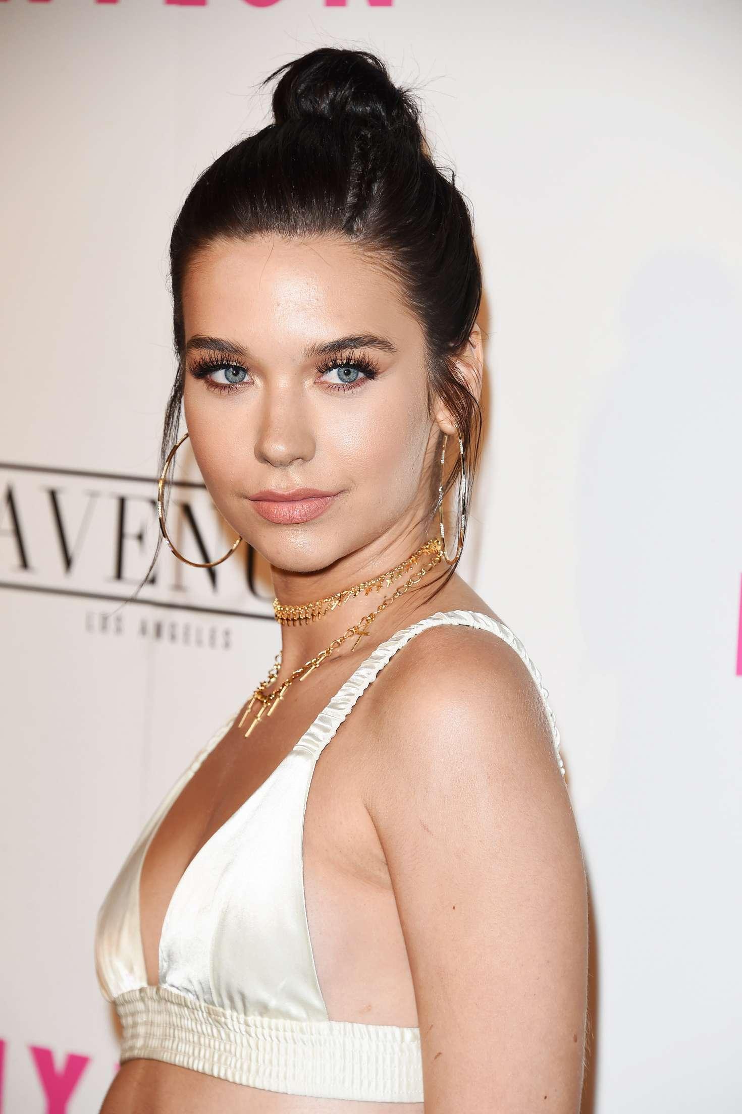 Amanda Steele 2017 : Amanda Steele: Nylon Young Hollywood May Issue Event -03