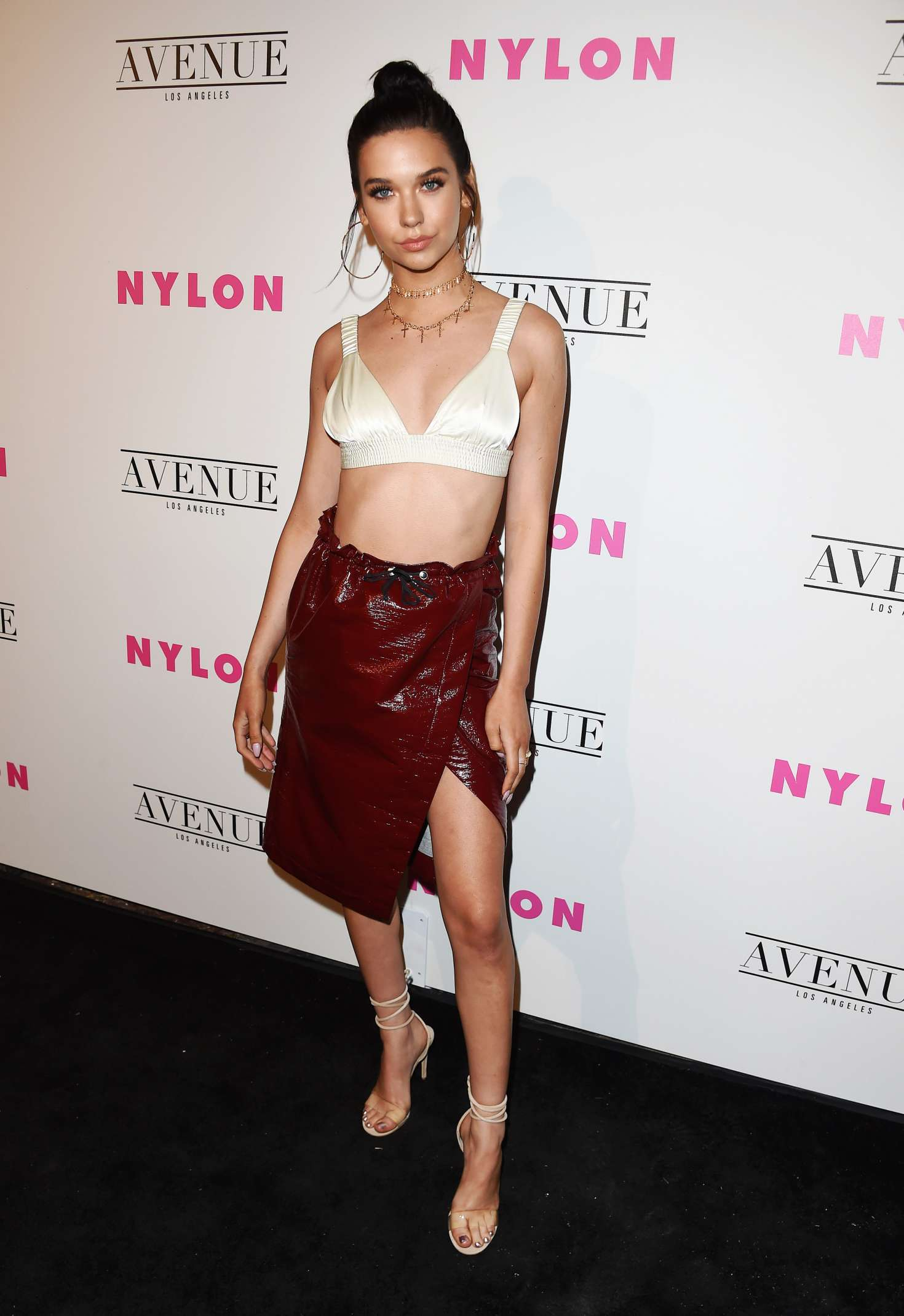 Amanda Steele 2017 : Amanda Steele: Nylon Young Hollywood May Issue Event -04