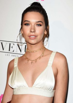 Amanda Steele - Nylon Young Hollywood May Issue Event in LA