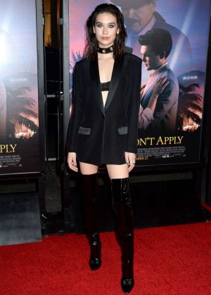 Amanda Steele - 'Rules Don't Apply' Premiere at AFI Fest 2016 in LA