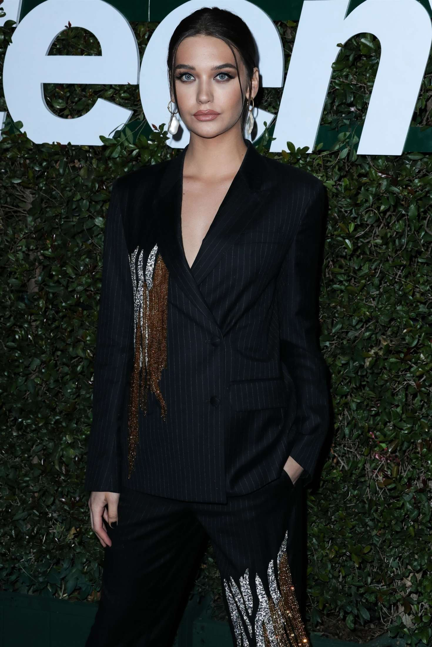 Amanda Steele - Teen Vogue's 2019 Young Hollywood Party in LA