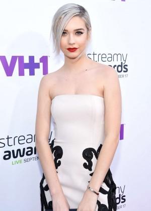 Amanda Steele - 2015 Streamy Awards in LA