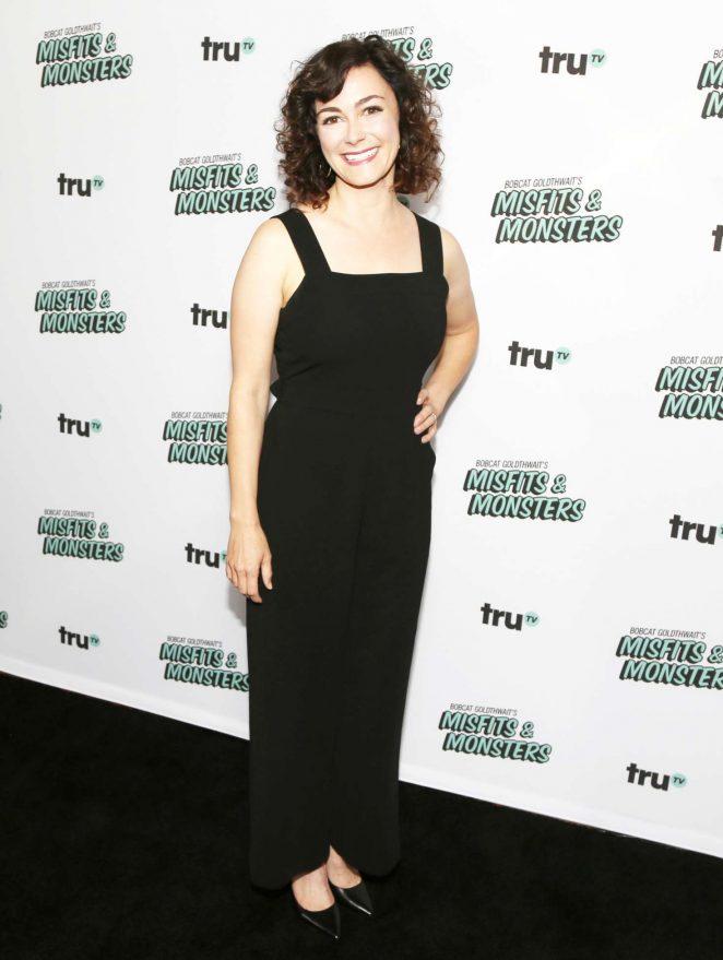 Amanda Troop - 'Bobcat Goldthwait's Misfits and Monsters' Premiere in Los Angeles