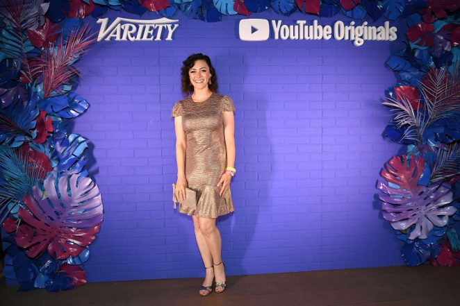 Amanda Troop - Variety and YouTube Originals Kick Off Party at 2018 Comic-Con in San Diego