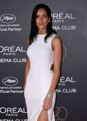 Amanda Wellsh - L'Oreal 20th Anniversary Party in Cannes