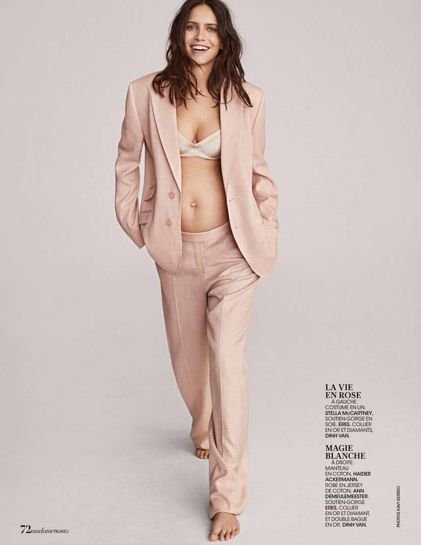 2019 Amanda Wellsh nude photos 2019