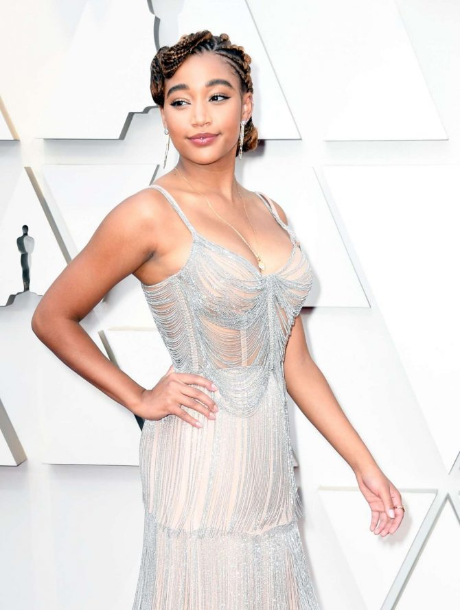 Amandla Stenberg - 2019 Oscars in Los Angeles