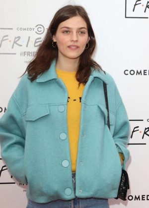 Amber Anderson - Comedy Central's Friendsfest Launch in London
