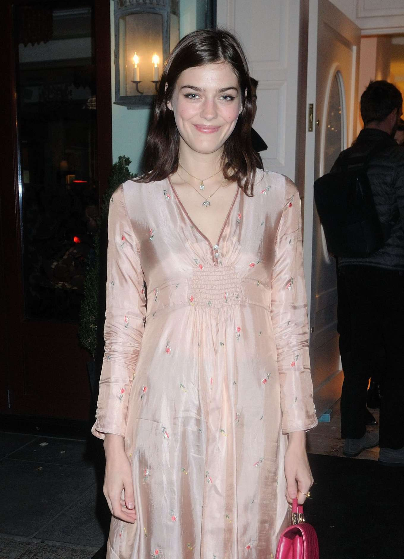 Amber Anderson - Forte Forte Store Launch in London