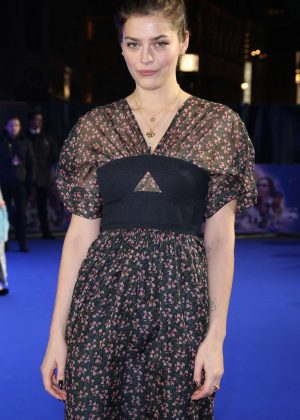 Amber Anderson - 'Ready Player One' Premiere in London