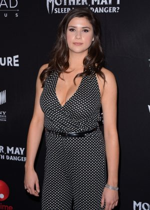 Amber Coney - 'Mother May I Sleep With Danger?' Screening in New York