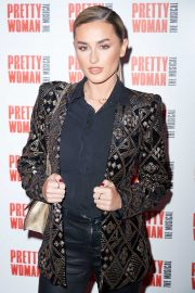Amber Davies - Press Night for Pretty Woman: The Musical in London