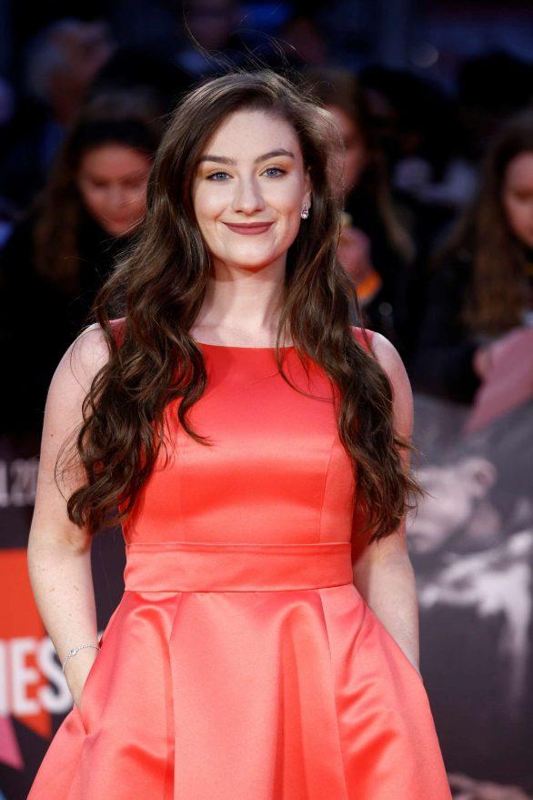 Amber Doig Thorne - 'The King' Premiere - 2019 BFI London Film Festival
