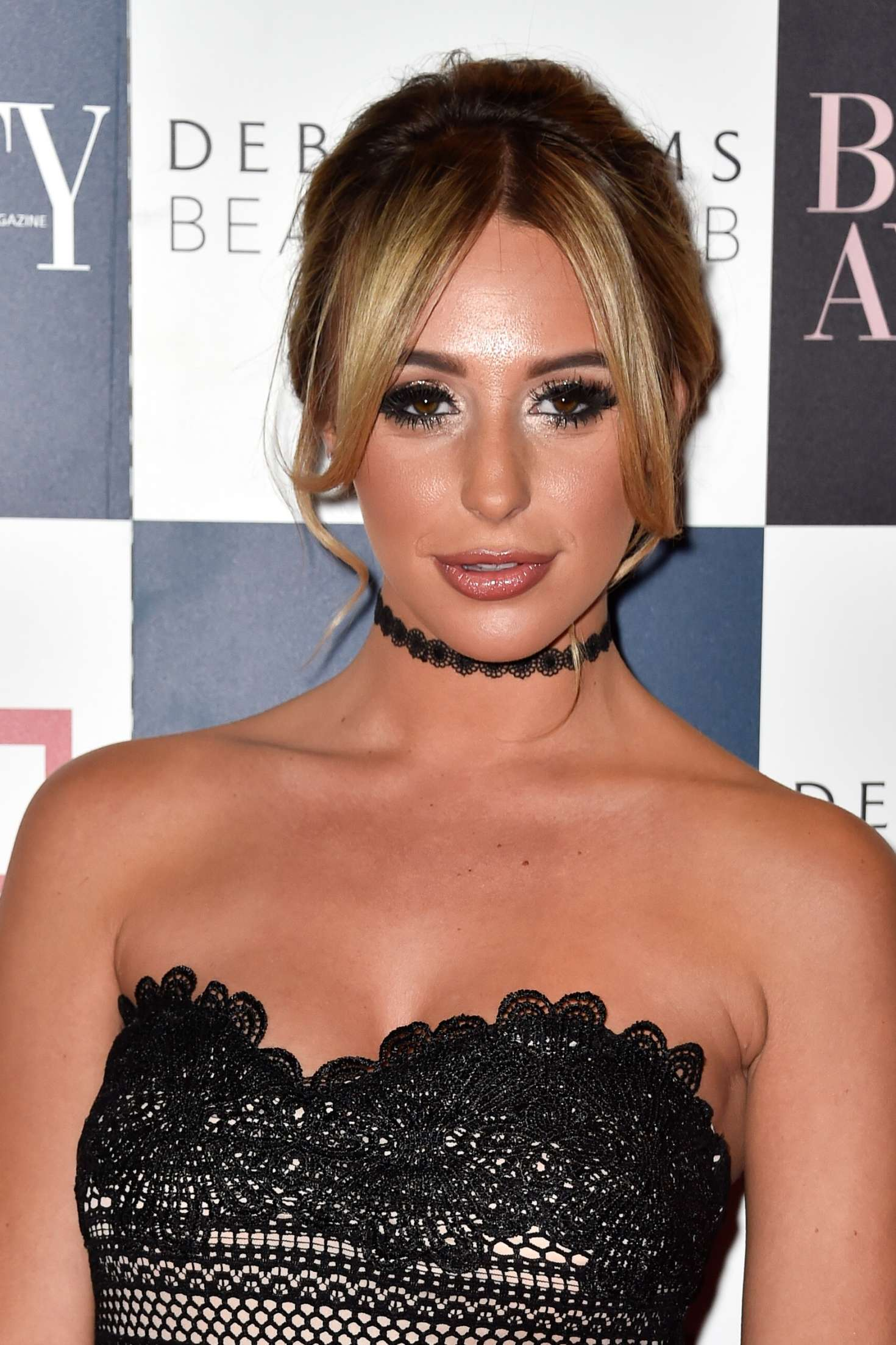 Amber Dowding – Beauty Awards 2016 in London