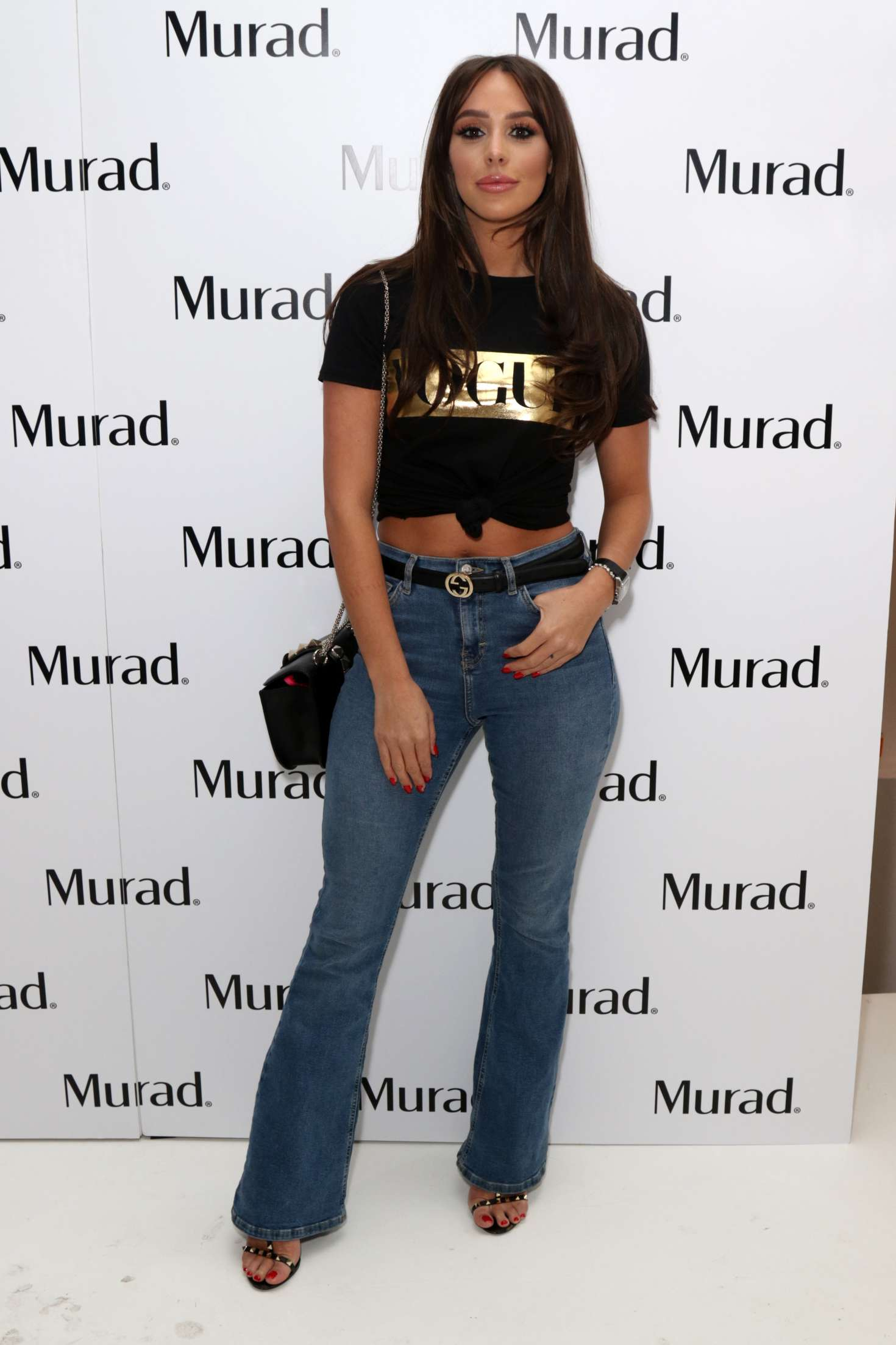 Amber Dowding 2018 : Amber Dowding: Murad Skincare Launch Party -03
