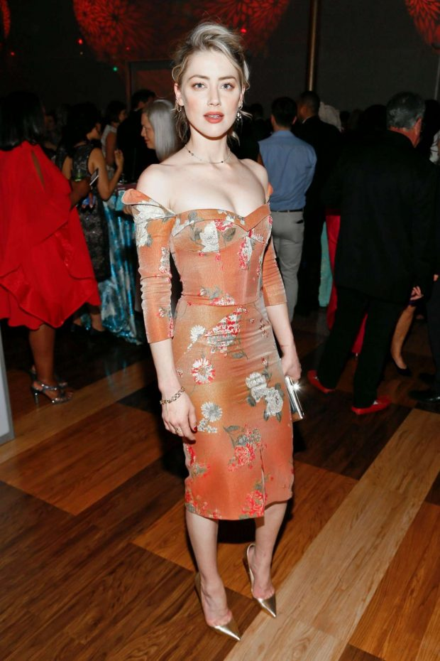 Amber Heard: 18th annual Vital Voices Global Leadership Awards -03
