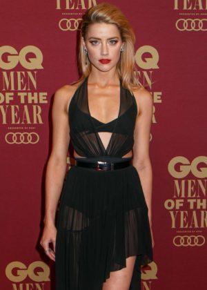 Amber Heard - 2017 GQ Men Of The Year Awards in Sydney