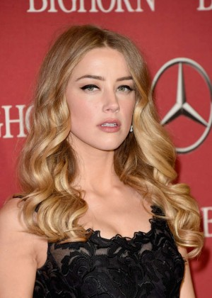 Amber Heard - 2015 Palm Springs International Film Festival