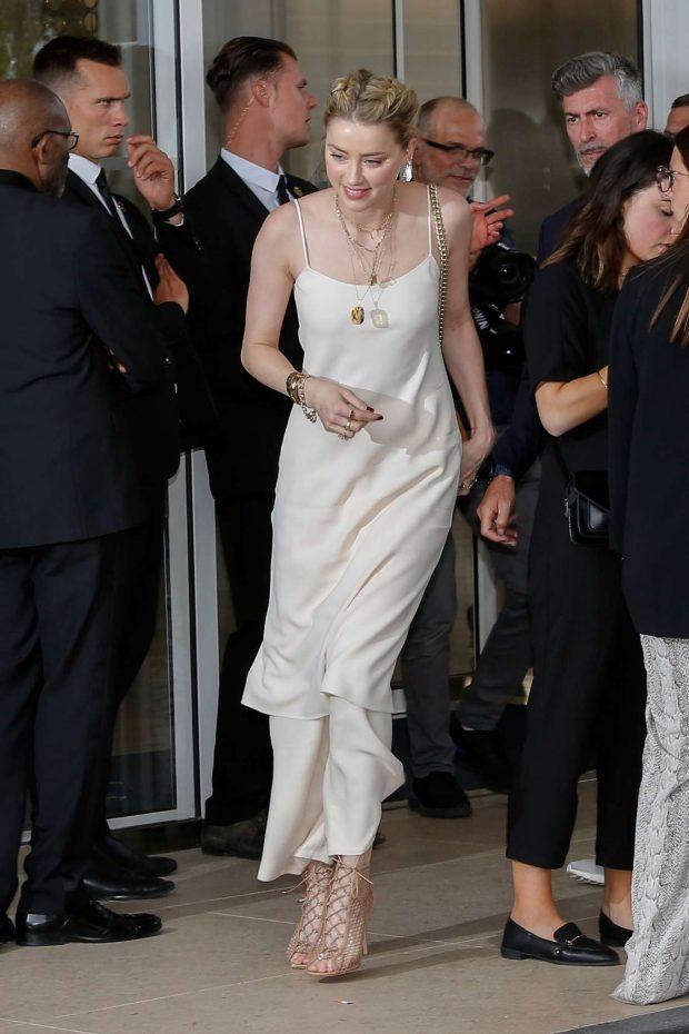 Amber Heard 2019 : Amber Heard: 72nd Cannes Film Festival -02