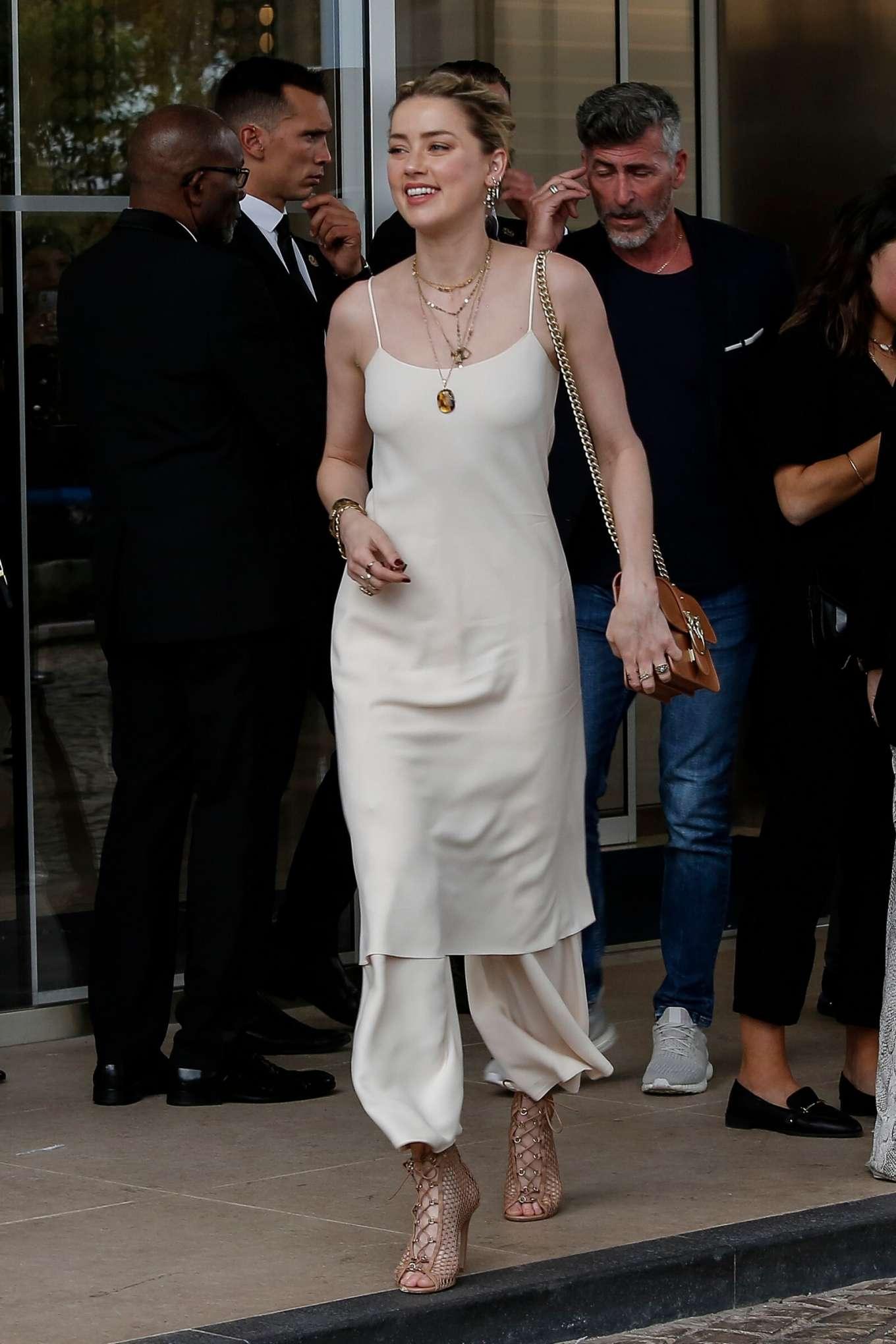 Amber Heard 2019 : Amber Heard: 72nd Cannes Film Festival -06