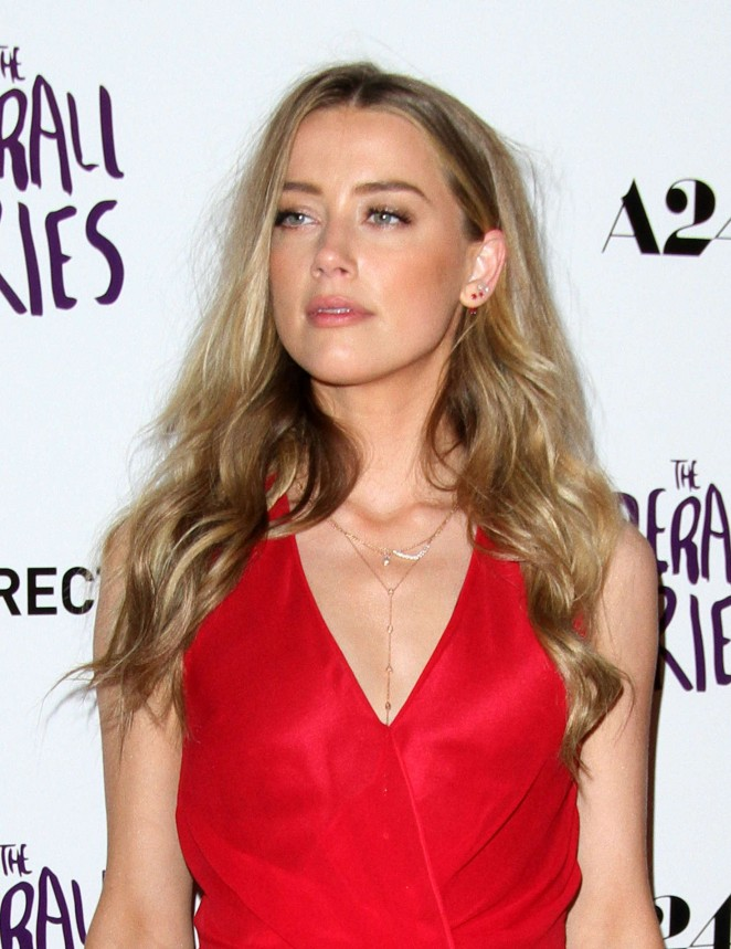 Amber Heard - 'Adderall Diaries' Premiere in Los Angeles