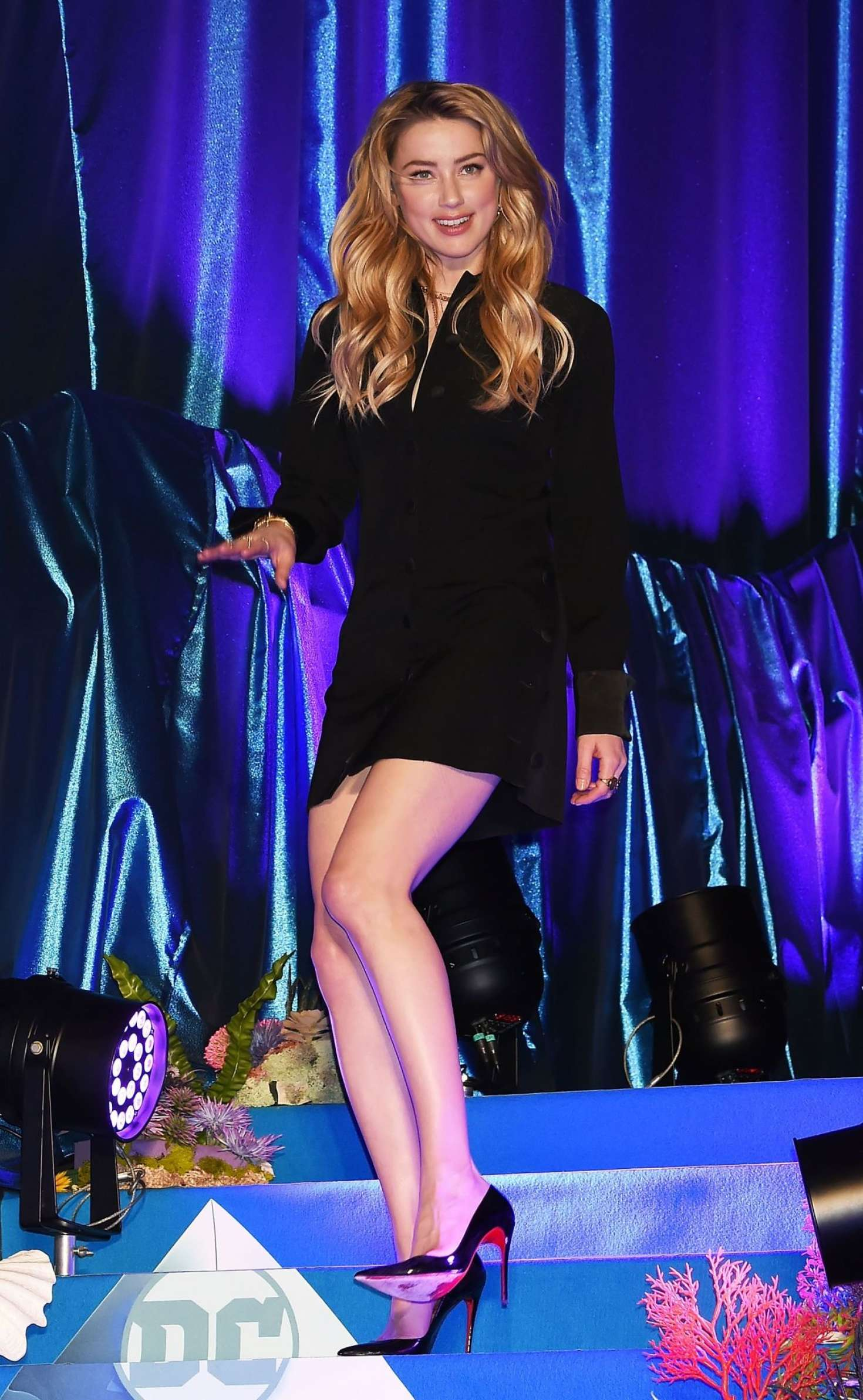 Amber Heard - 'Aquaman' Premiere in Tokyo