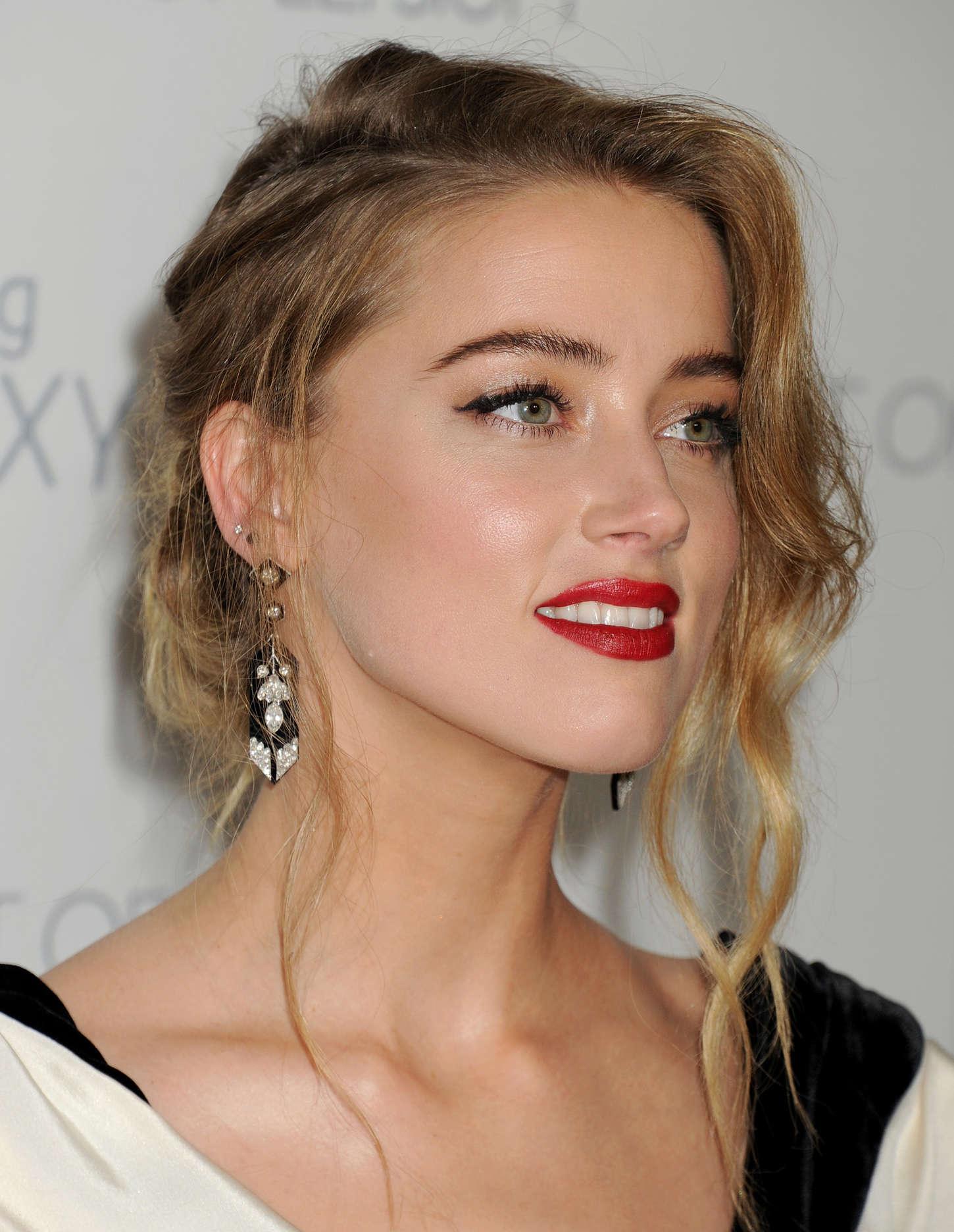 Amber Heard: Art Of Elysium Heaven Gala 2015 -13 - GotCeleb Amber Heard