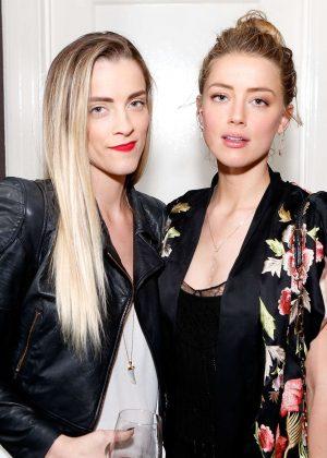 Amber Heard - Art of Elysium Presents Tom Franco in Los Angeles
