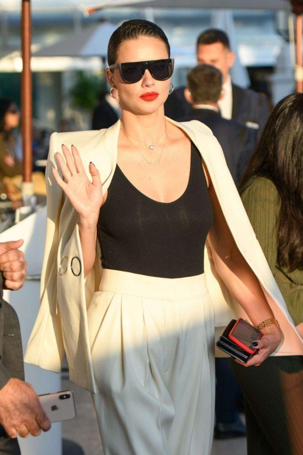 Amber Heard at 2019 Cannes International Film Festival
