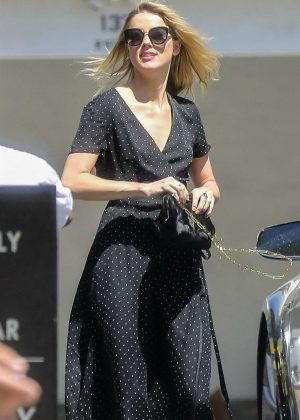 Amber Heard at the Honor Bar in Beverly Hills