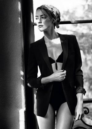 Amber Heard - C Magazine (November 2015)