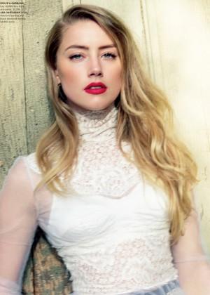 Amber Heard: C Magazine 2015 -05