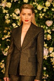 Amber Heard - Charles Finch Filmmakers Dinner at 2019 Cannes Film Festival