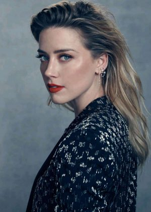 Amber Heard - Cinemania Magazine (January 2019)