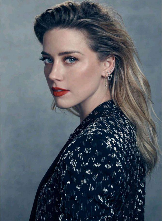 Amber Heard – Cinemania Magazine (January 2019)