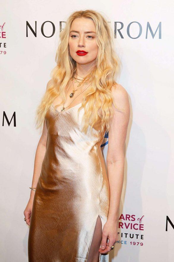 Amber Heard - Emery Awards 2019 in New York