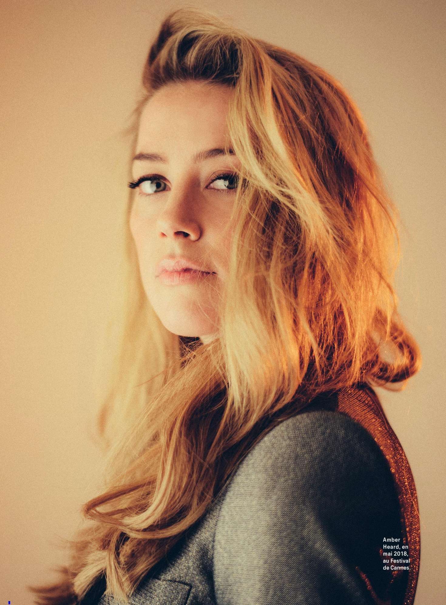 Amber Heard - Grazia France Magazine (December 2018)